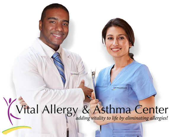 Immunologist and pediatric allergist Houston