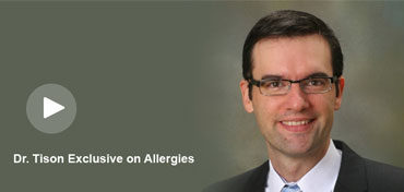 Airborne allergy testing in Houston